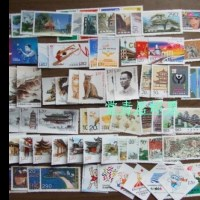 中国邮票100张全新成套不重复-中国收藏网