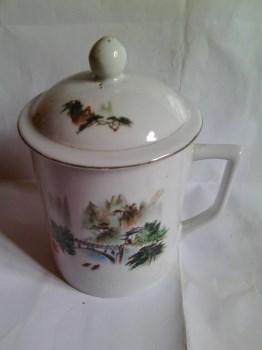 中国景德镇制茶杯-收藏网