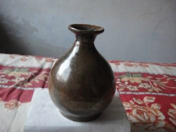 唐代钱眼瓷瓶 -收藏网