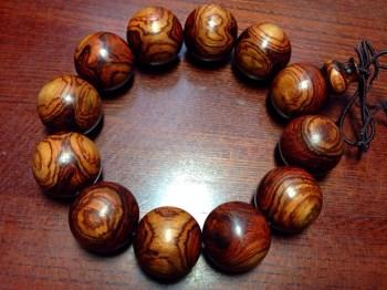海南黄花梨手串-中国收藏网