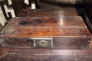 老红木拜盒-收藏网