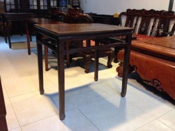 老红木画桌-收藏网