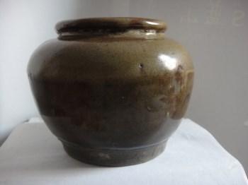 茶叶末罐 -收藏网
