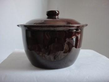 酱釉盖罐-收藏网
