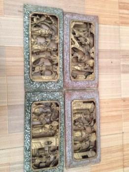 人物木雕-收藏网