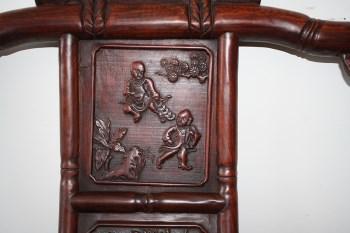 黄花梨木椅-收藏网