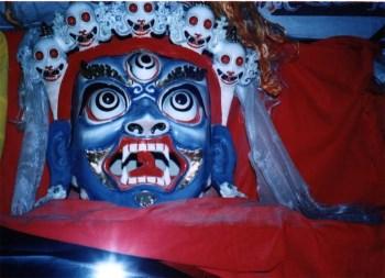 西藏大威金刚法器-收藏网