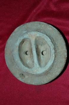 老汉代石磨-收藏网
