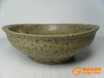 包老出土完整西周原始青瓷碗-中国收藏网