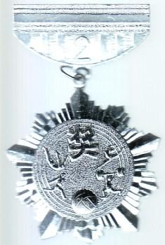 体育奖章.广西体育奖章90年笫2名-收藏网