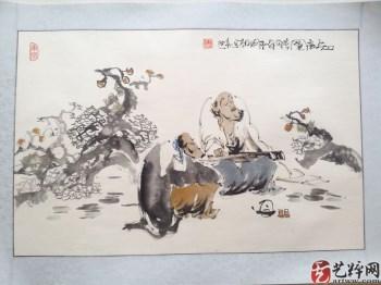 袁汝波。已鉴定真迹-中国收藏网