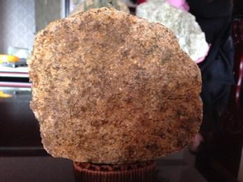灵芝化石-收藏网