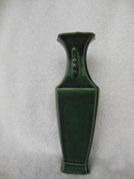 清明期墨釉花瓶-收藏网