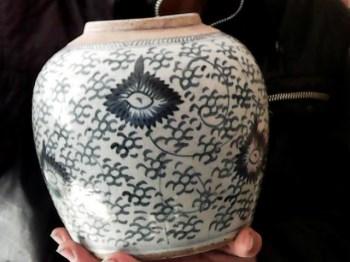 青花罐-中国收藏网