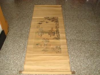 明代画家、谢时臣-中国收藏网