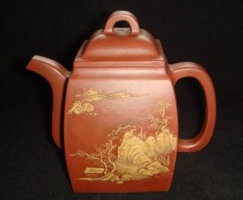 紫砂壶-中国收藏网