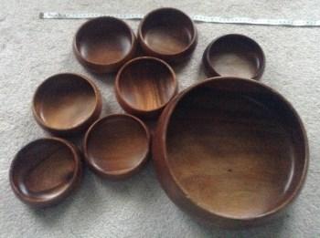 红木碗盘-中国收藏网