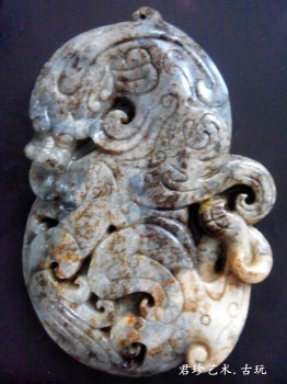 老玉佩-中国收藏网