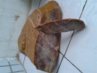 中国海南紫罗兰波纹腊石-收藏网