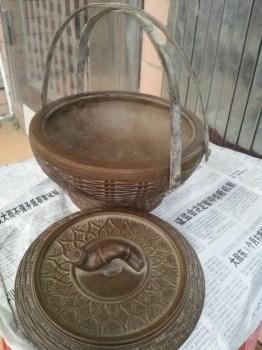 紫砂提篮茶叶罐-中国收藏网