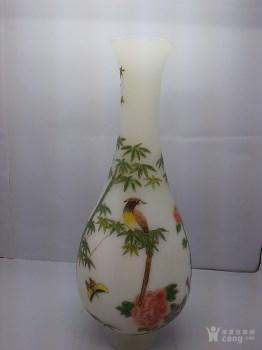 琉璃迷瓶-中国收藏网