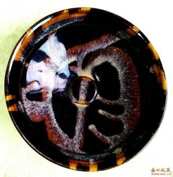宋吉州窑天目茶盏-中国收藏网