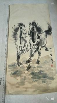 徐悲鸿-收藏网