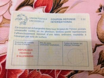 万国邮政联盟邮资券,C22 -收藏网