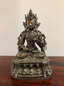明代弥勒菩萨造像-收藏网
