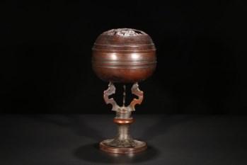 铜胎香薰-收藏网