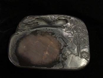 旧藏名家款端砚-收藏网