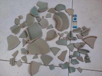 宋代汝瓷,瓷片-收藏网