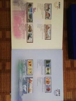 大国外交--一带一路邮票鉴藏-收藏网